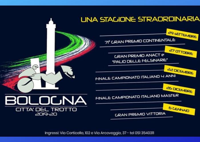 Domenica 29 settembre a Bologna il Gran Premio Continentale